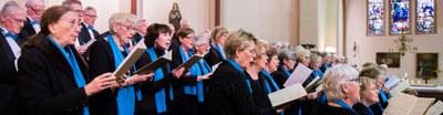 Zondag 31 maart a.s. 4e zondag in de Vastentijd. Het KGK zingt o.a. muziek van Michael Haydn