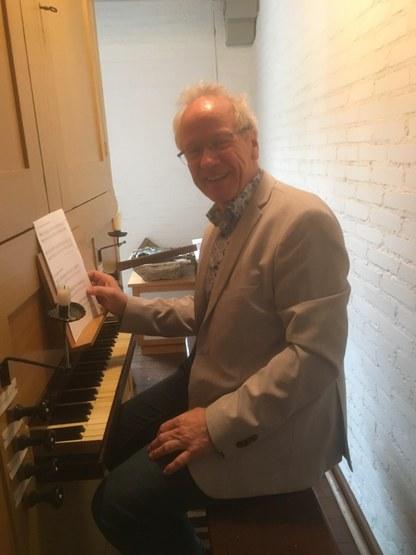 Orgel spelen