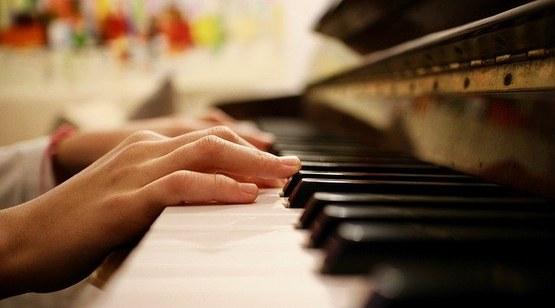 Pianolessen zijn weer volop gestart