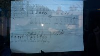 Wout speelt Sinterklaas Kapoentje op de trompet