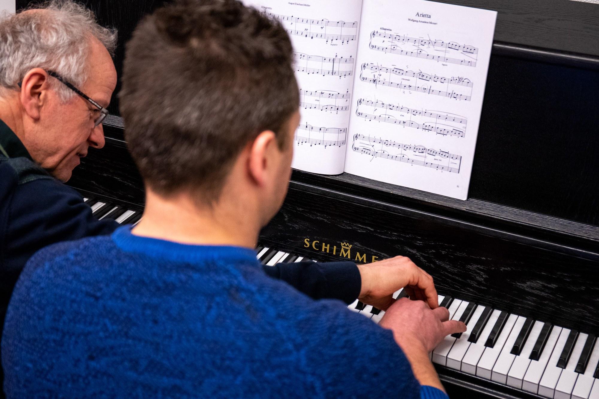 Pianoles | Den Bosch | SMEETS | Muziekles op locatie